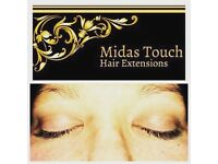 EYELASH EXTENSIONS by Midas Touch