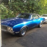1970 Cutlass convertable supreme Priced to sell