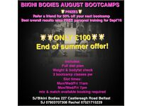 Bootcamp classes ladies only