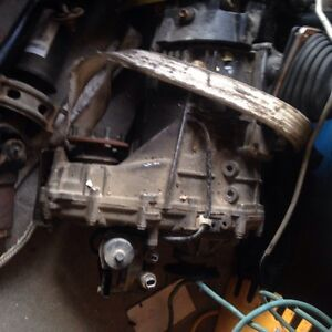 2008 toyota trd off road 6 spd transmission and transfer case