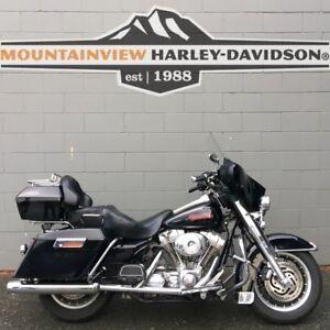 2005 Harley-Davidson FLHT - Electra Glide Standard