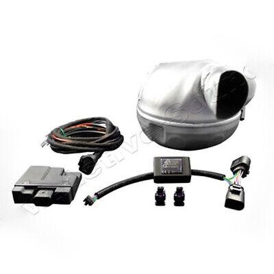 Mercedes GLE C167 Active Sound Sportauspuff Soundverstärker Booster Fehlzündun