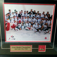 TEAM CANADA 2002 OLYMPIC WINTER GAMES