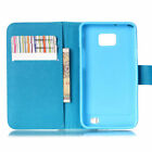 Card Pocket Wallet Cases for Samsung Galaxy S