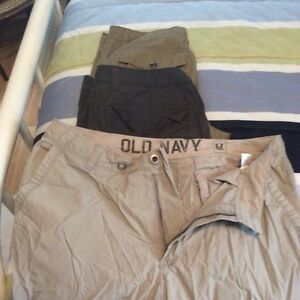 Size 32 and Medium men's jeans/pants