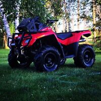 2006 Can Am Outlander 800XT