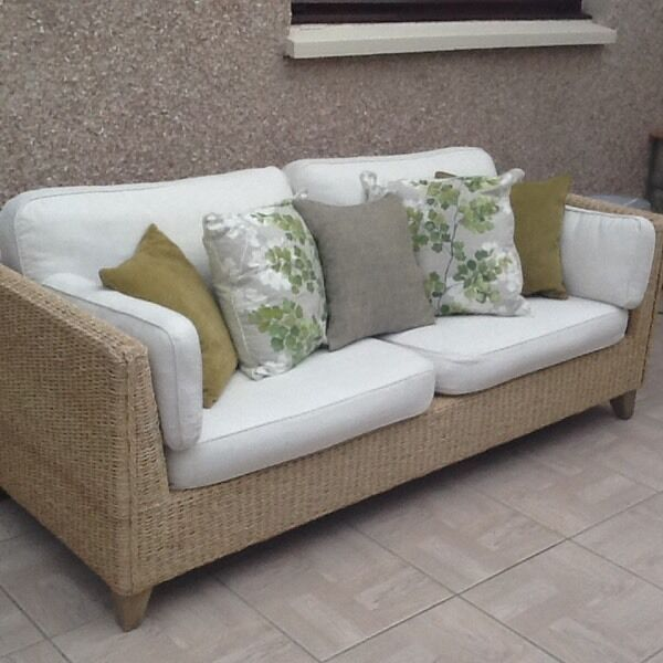 Marks And Spencer Leather Sofa: Marks & Spencer Bermuda Rattan Conservatory Furniture