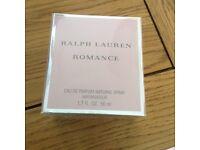Ralph Lauren Romance eau de parfum 50mls