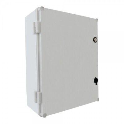 Armario para distribución con cierre uni-1 carcasas Industriales IP65 43.1