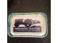 Ferguson tractor paper weight