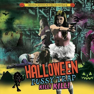 HALLOWEEN PUSSY TRAP Kill Kill CD Soundtrack Various Artists Ministry 3Teeth +](2017 Halloween Soundtrack)