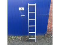 Alliminium loft ladder