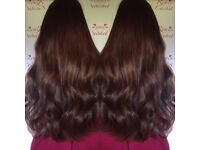 Hair Extensions. South Derbyshire/Derby/Burton