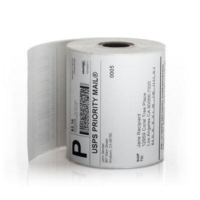 10000 4x6 Zebra Direct Thermal Labels 40 Rolls Lp2844 Zp450