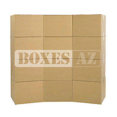 Moving Boxes - Large Moving Boxes 20x20x15 12 - Delivered Free 1-3 Days