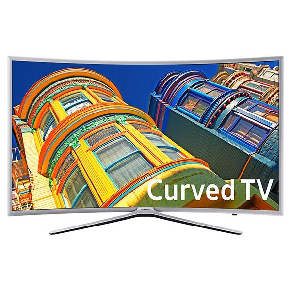 Samsung 49 Inch Curved LED Smart TV UN49K6250AF HDTV