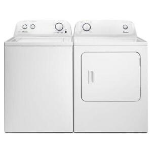 3 Year old Amana Washer-Dryer for Sale