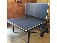 Creber Kalahari Table Tennis Table