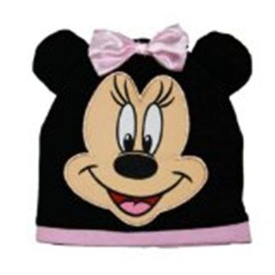 Disney Baby Minnie Mouse Infant Hat (0-6 Months) (Minnie Mouse Baby Accessories)