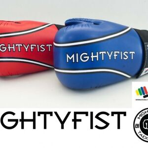 Red Mighty Fist TKD sparring Gear