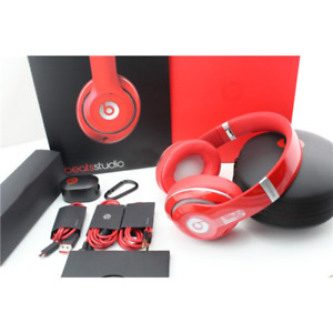 Beats Studio 2.0 WIRED headphones with all accessories