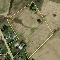 5.5 Acres west of London in Komoka- Country Home and property