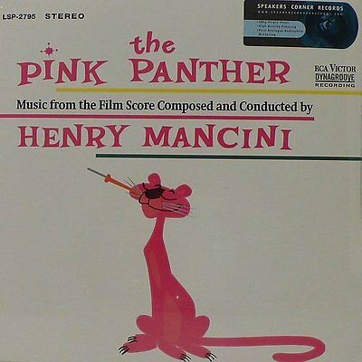 THE PINK PANTHER  - RCA - SPEAKERS CORNER - LSP-2795 -  HENRY MANCINI - 180G