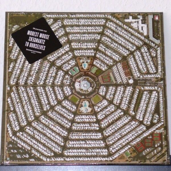 Modest Mouse - Strangers To Ourselves / Doppel-LP ltd (88875049121)