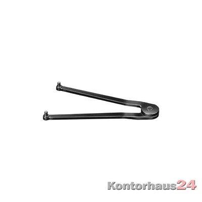 AMF: Stirnlochschlüssel verstellbar 7- 40mm/ 1,5mm Zapfen+++NEU+++