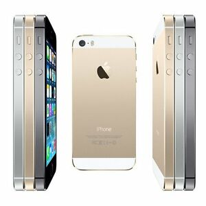 iPHONE 5S 16GB FACTORY UNLOCKED WITH WARRANTY 30 DAYS!!!