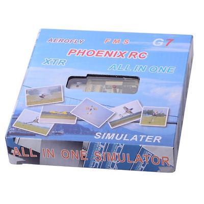 22 in 1 RC USB Flight Simulator Cable for Realflight G7/ G6 G5.5 G5 Phoenix 5.0 gebraucht kaufen  Versand nach Germany