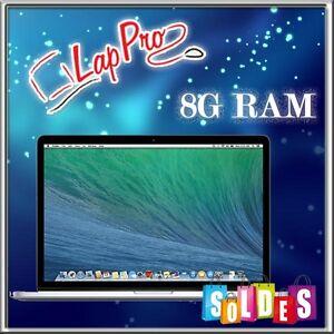 """!*! Macbook Pro Unibody 15"""" i7 8G 999$ !*! LapPro"""