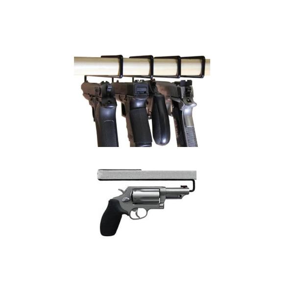 Kurzwaffenhalter Waffenständer für Kurzwaffen endlich Ordnung im Waffenschrank