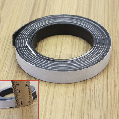 1m2m Self Adhesive Flexible Magnetic Roll Tape Magnet Strip For Fridge Magnets