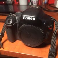 Canon rebel t21