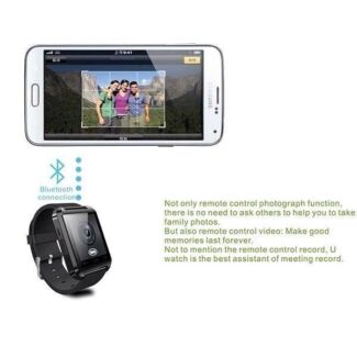 New U8 Bluetooth Smart Wrist Watch Phone Mate For Android Samsung Armadale Armadale Area Preview