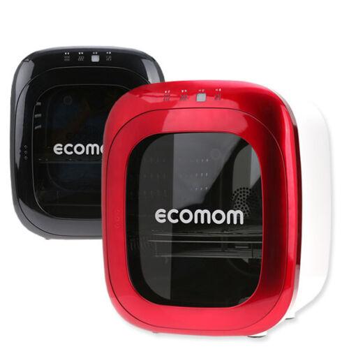 [Ecomom] Korea Baby Bottle 3-Steps UV Sterilizer ECO-100 - 2color