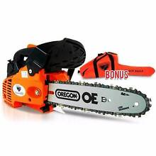 "Oregon 25.4cc Petrol Chainsaw with 10"" Oregon Bar & Chain 2Stroke Fairfield East Fairfield Area Preview"