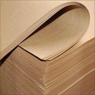 60 kg Packpapier Kraftpapier 750 x 500 mm 70 g/qm Recycling