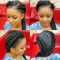 TRESSE AFRICAINE, African braid, weave , crochet