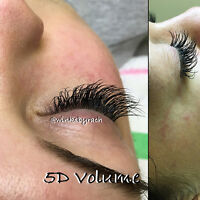 PROMO* EYELASH EXTENSIONS + Complimentary Fill