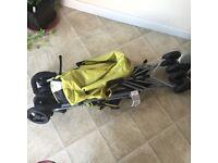Stroller excellent condition