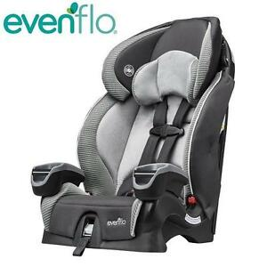 NEW EVENFLO BOOSTER CAR SEAT MAESTRO - PHOENIX (BLACK/GREY) 101908987