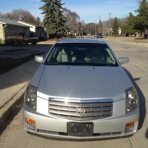 2003 Cadillac CTS New Safety