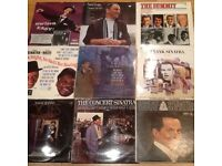 Frank Sinatra 9 of his greatest LP's