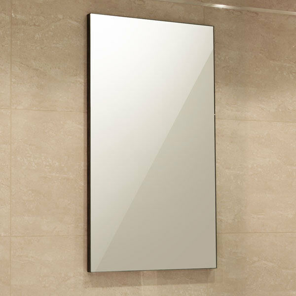 Civetta Walnut Bathroom MirrorThe Finish Mirror Is The Perfect Compliment To Combination Basin And Toilet Unit