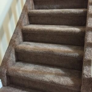 Professional Carpet  stairs  (repair &re-starches) London Ontario image 5