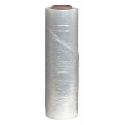 Zoro Select 15a990 Hand Stretch Wrap 12 X 1500 Ft. Cast Style Clear