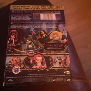 MONSTER HIGH Movies - 3 movies for $6.00 Gatineau Ottawa / Gatineau Area image 4