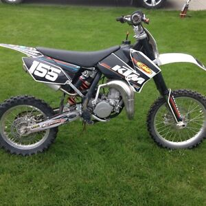 2007 ktm 85sx great condition